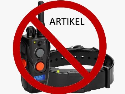 E-collar verbod Vlaanderen